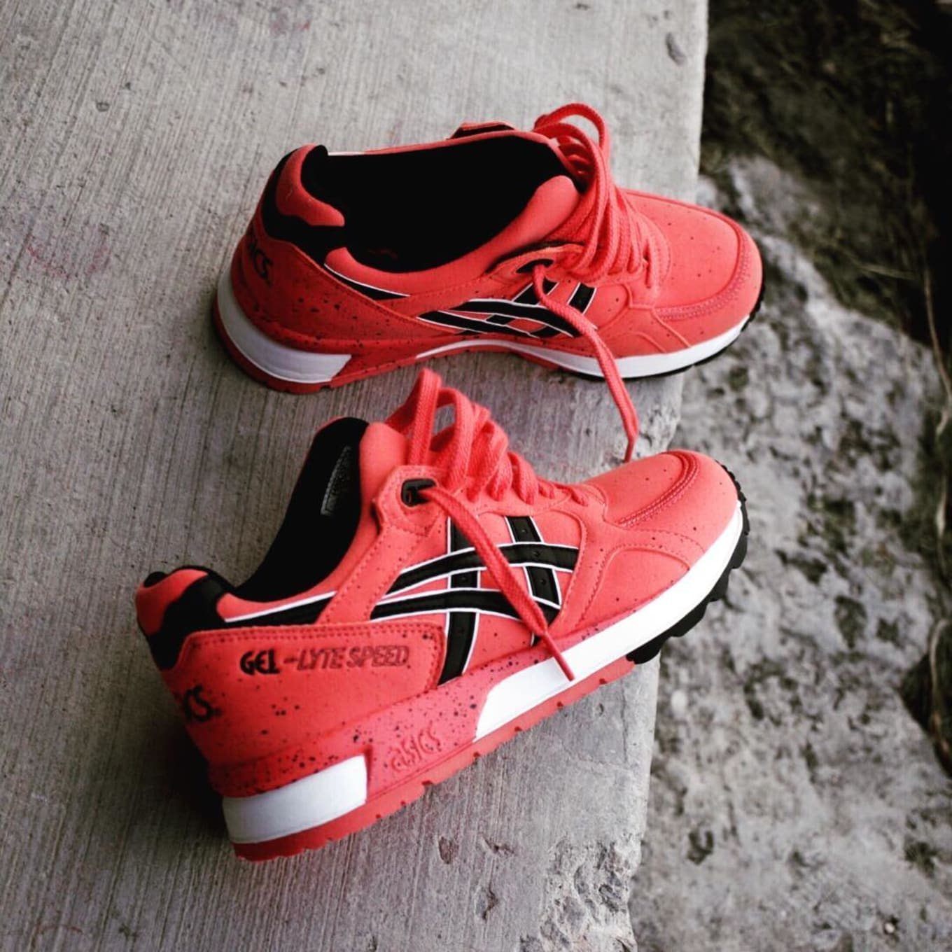 There s No Overlooking This Ultra-Bright Asics Gel-Lyte Speed. The runner  is now available in