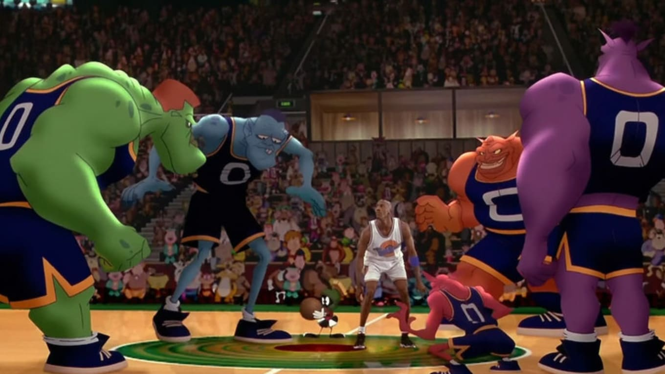 d00f66a13705 10 Facts About Space Jam and the Air Jordan 11 It Inspired