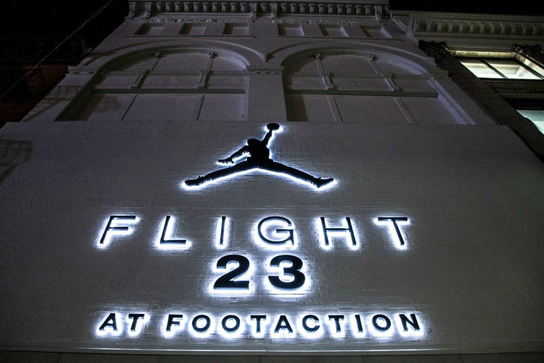 cf4498c665c48d Footaction Opens Another Flight 23 Jordan Store in New York. Hello Brooklyn.