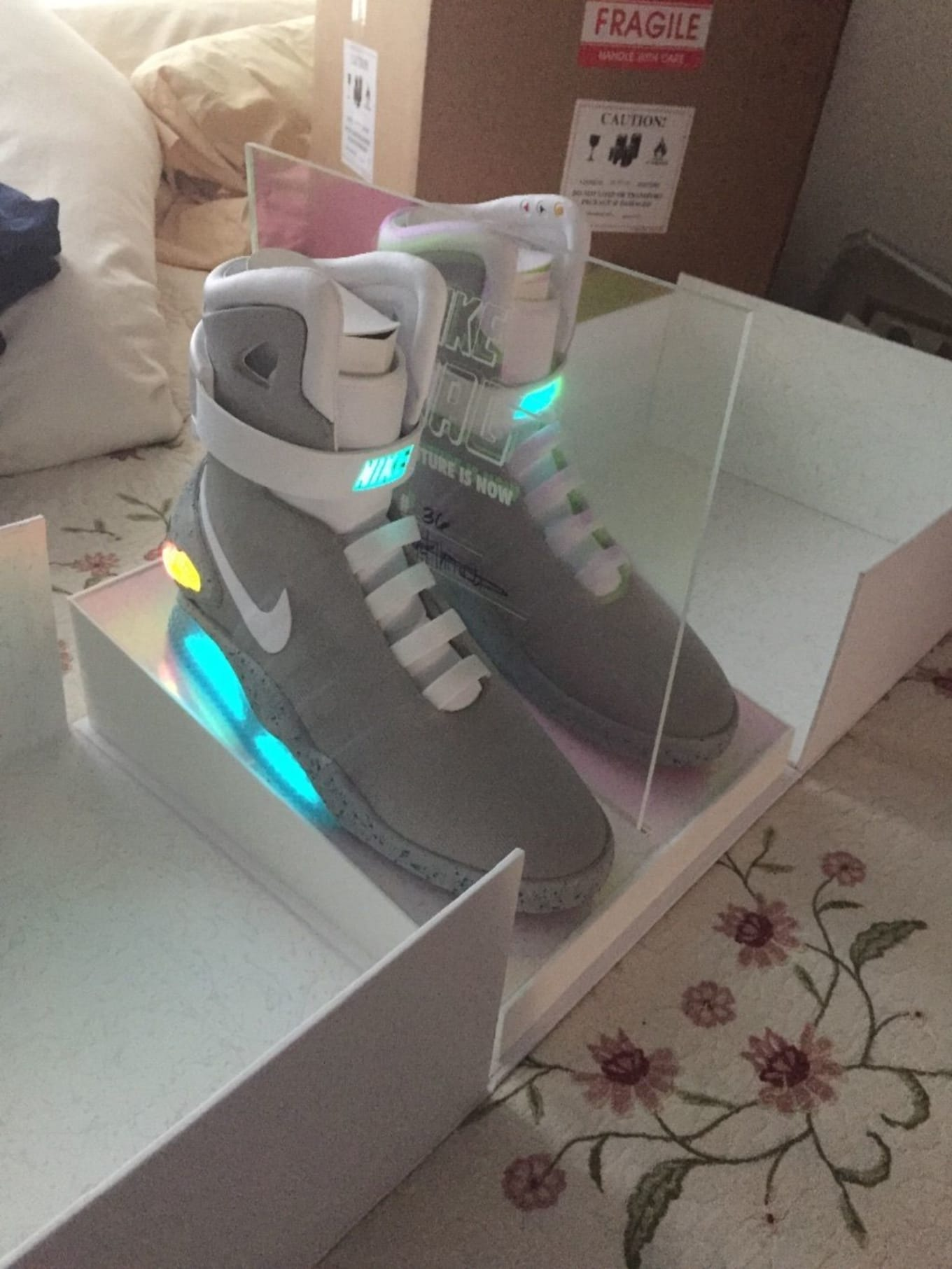 Nike Mag Auto Lacing Price | Sole Collector