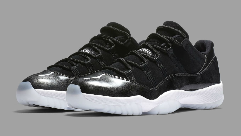 a0a362a5adeac1 Air Jordan 11 Low Barons Release Date 528895-010