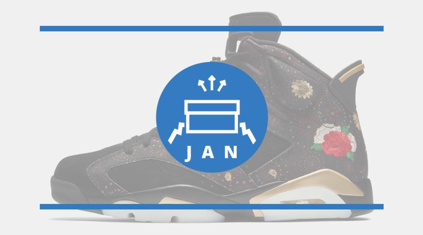 more photos f3b4c c4cab January 2018 s Most Important Air Jordan Release Dates. New year, new Air  Jordans.