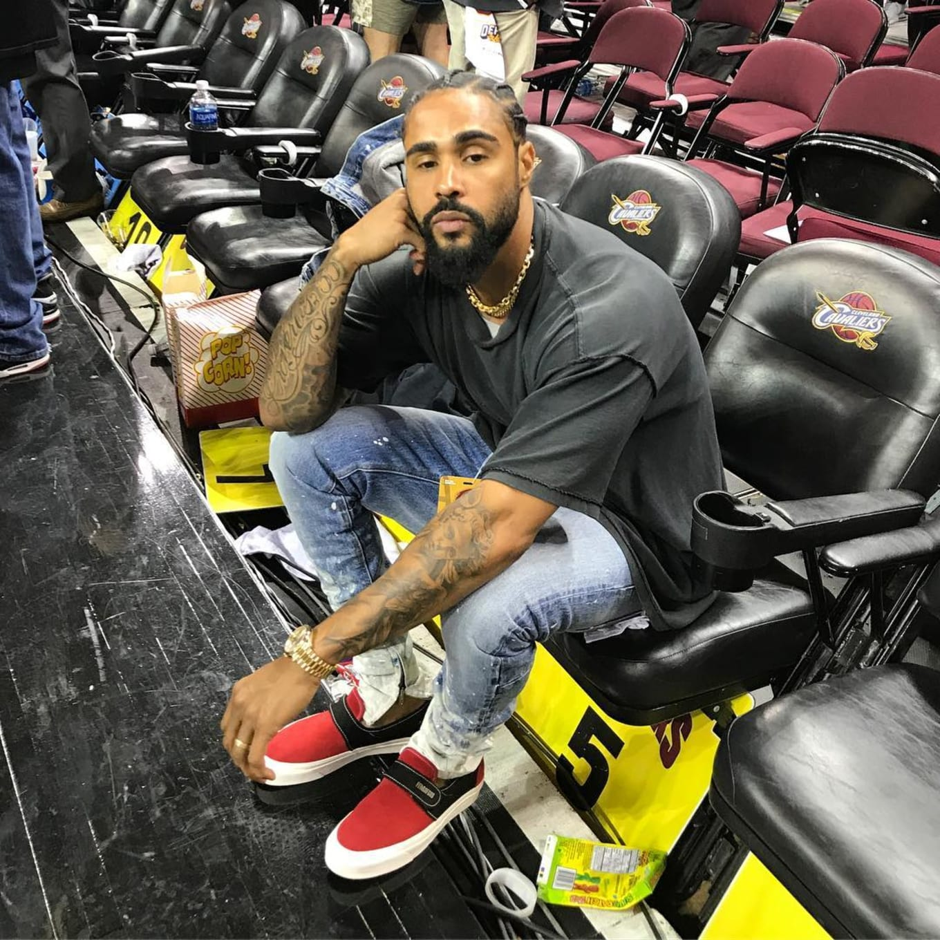 3c2b5ec91a Jerry Lorenzo Sold Samples of His Fear of God x Vans Collaboration ...