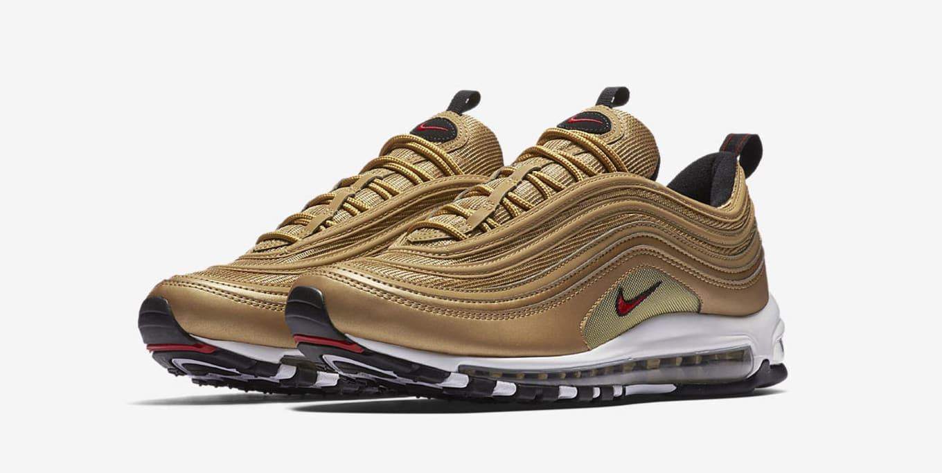 Nike Air Max 97 Takes a Moment to Reflect Sneaker Freaker