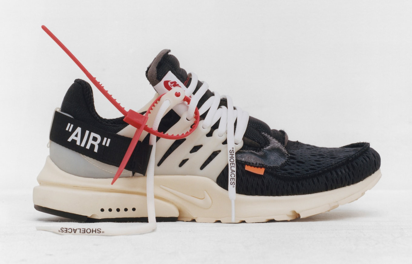 be0401e6d78 Nike SNKRS Off White The Ten Launch