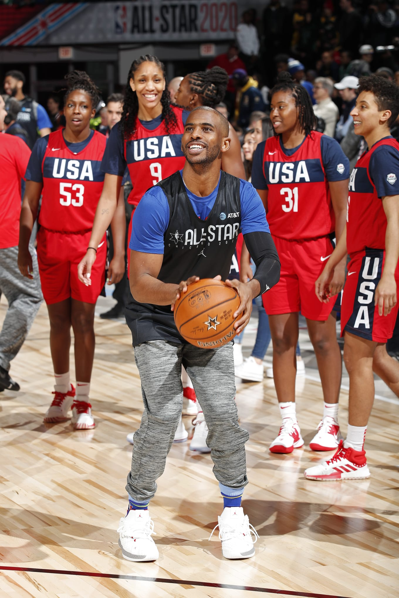 Nba All Star Practice Sneakers 2020 Sole Collector