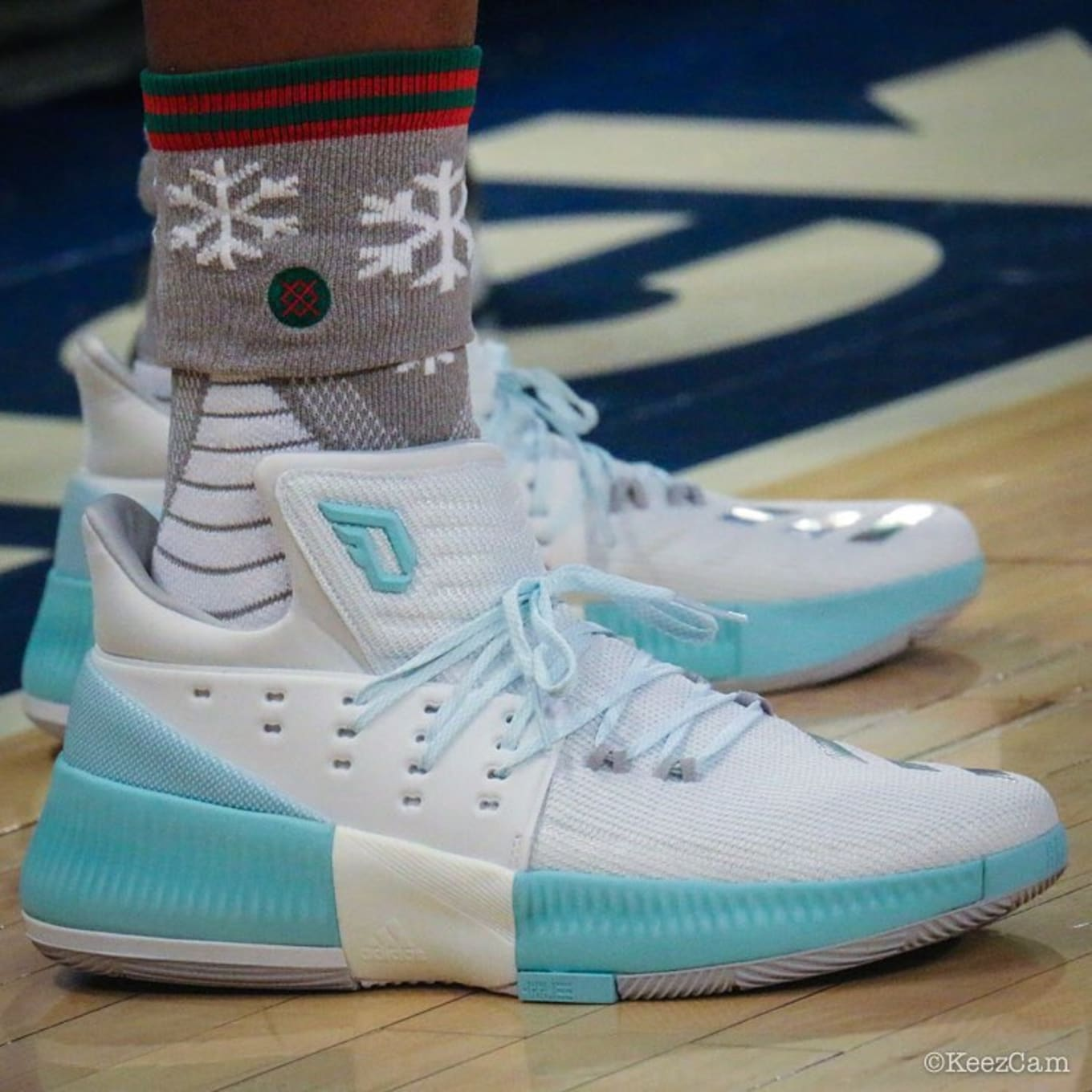 Derrick Rose Christmas Shoes 2016.Nba Christmas Sneakers 2016 Sole Collector