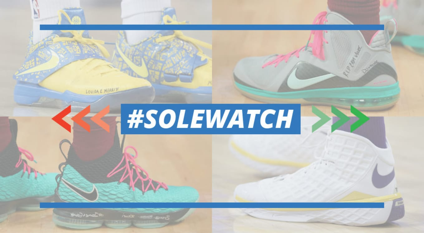 fc5a3077214 NBA  SoleWatch Power Rankings for April 1