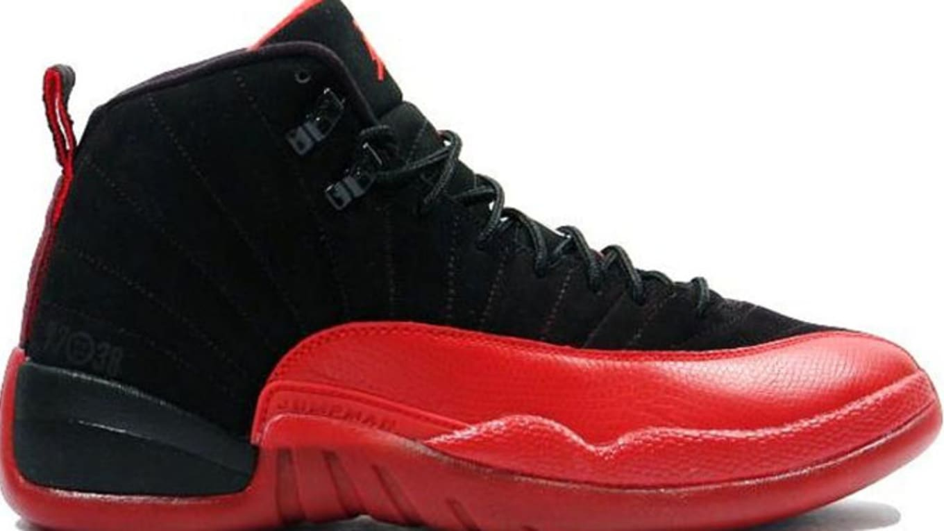 af5e9c8d3f9003 Air Jordan 12  Suede Flu Game