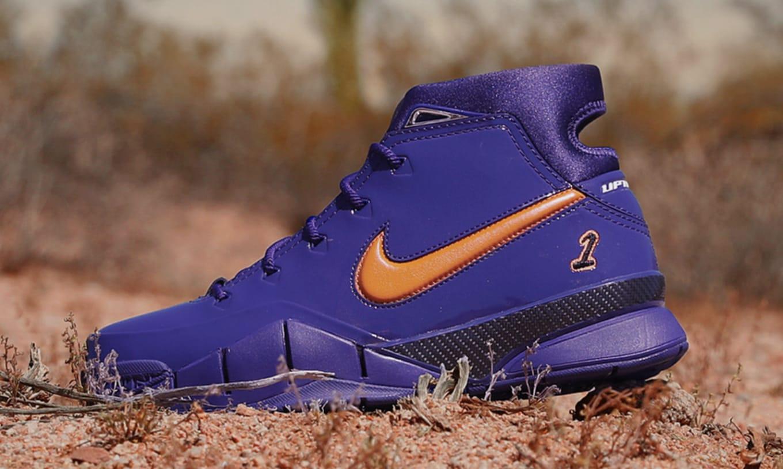25f02ed84bb Nike Kobe 1 Protro  Devin Booker PE  Release Date