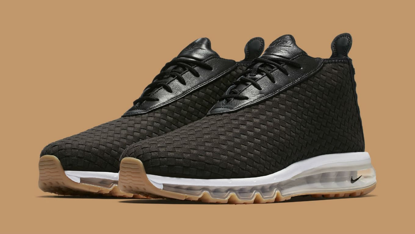 Nike Air Max Woven Boot Black Gum Release Date 921854-003  0d10eface