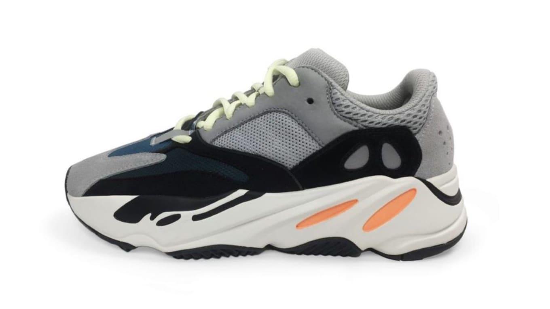 d604bb461 Adidas Yeezy Wave Runner 700  Solid Grey