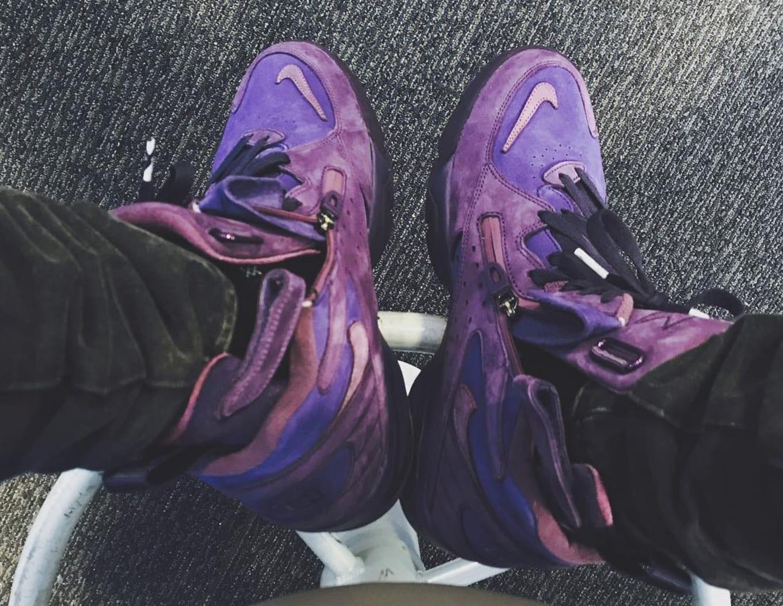 f3026c8c Ronnie Fieg Nike Maestro Purple Sneaker | Sole Collector