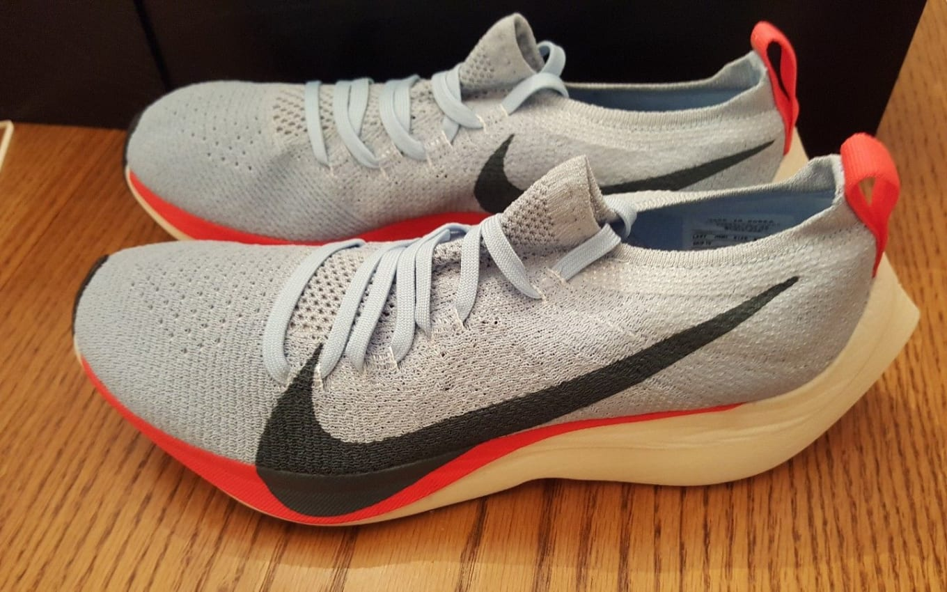 03b6539c771ca Nike Zoom VaporFly Elite Sub2 Running Shoe Auction