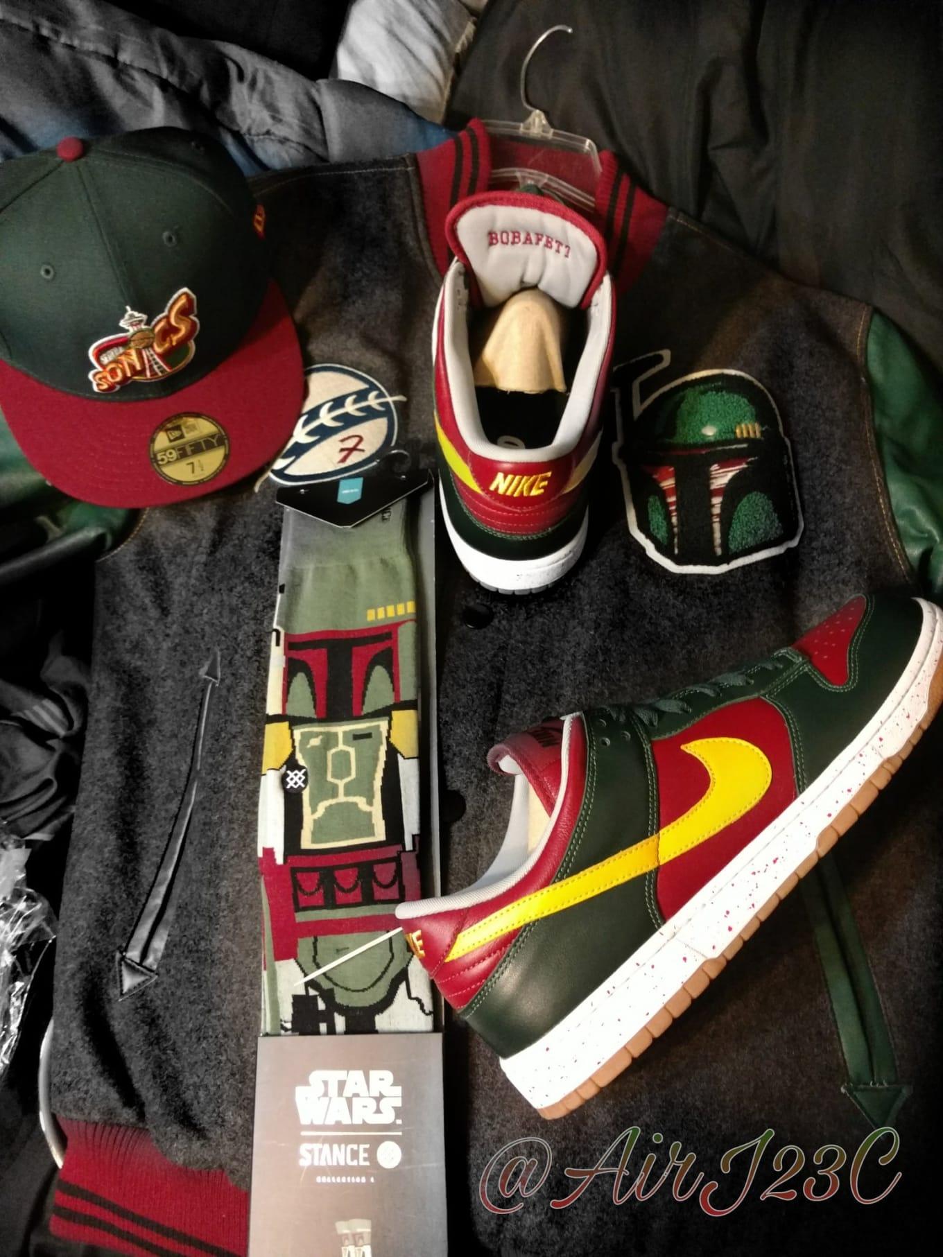 001e4ec0a600 NIKEiD Nike By You Star Wars Designs