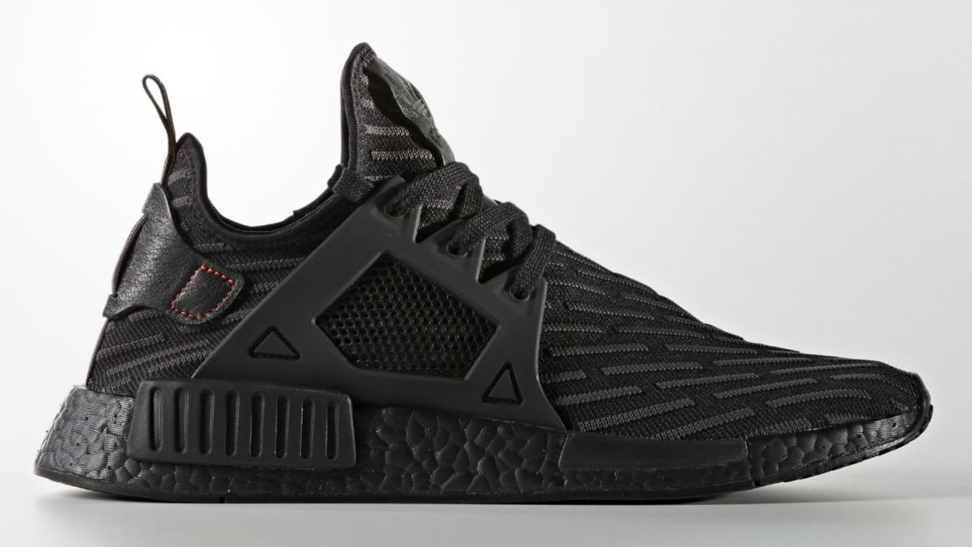 97975fe7369318 Adidas Has Another  Triple Black  NMD. This time via the XR1.