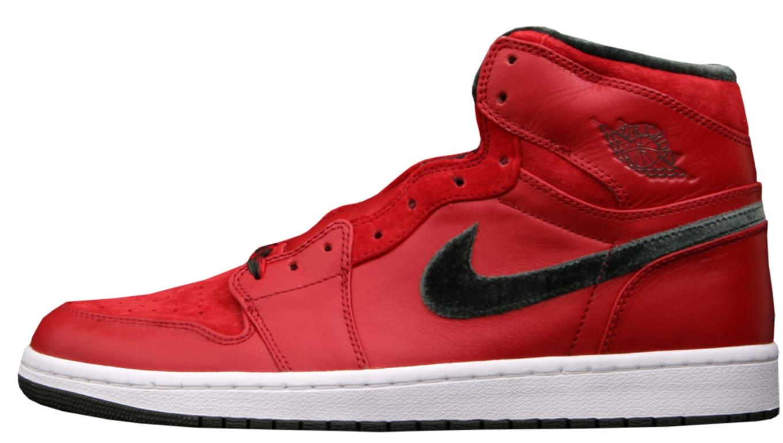 hot sale online 8b549 55889 Air Jordan 1 High Retro Premier Varsity Red Dark Army White