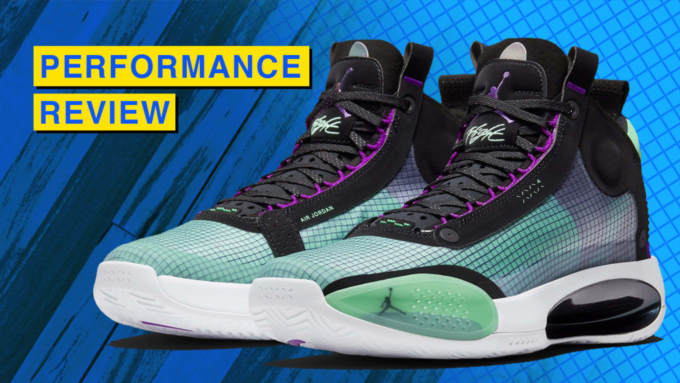 Best Performance Basketball Shoes 2021 Air Jordan 34 Basketball Shoe Performance Review | Sole Collector