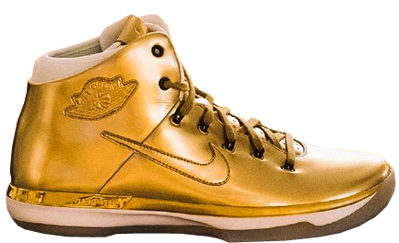 906cf58718ce0f Air Jordan 31  Gold