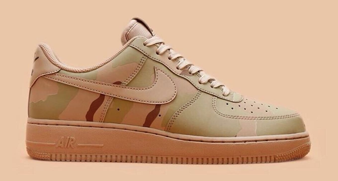 5902f0ec5b8d7 Nike Air Force 1 Low Camo LV8 | Sole Collector