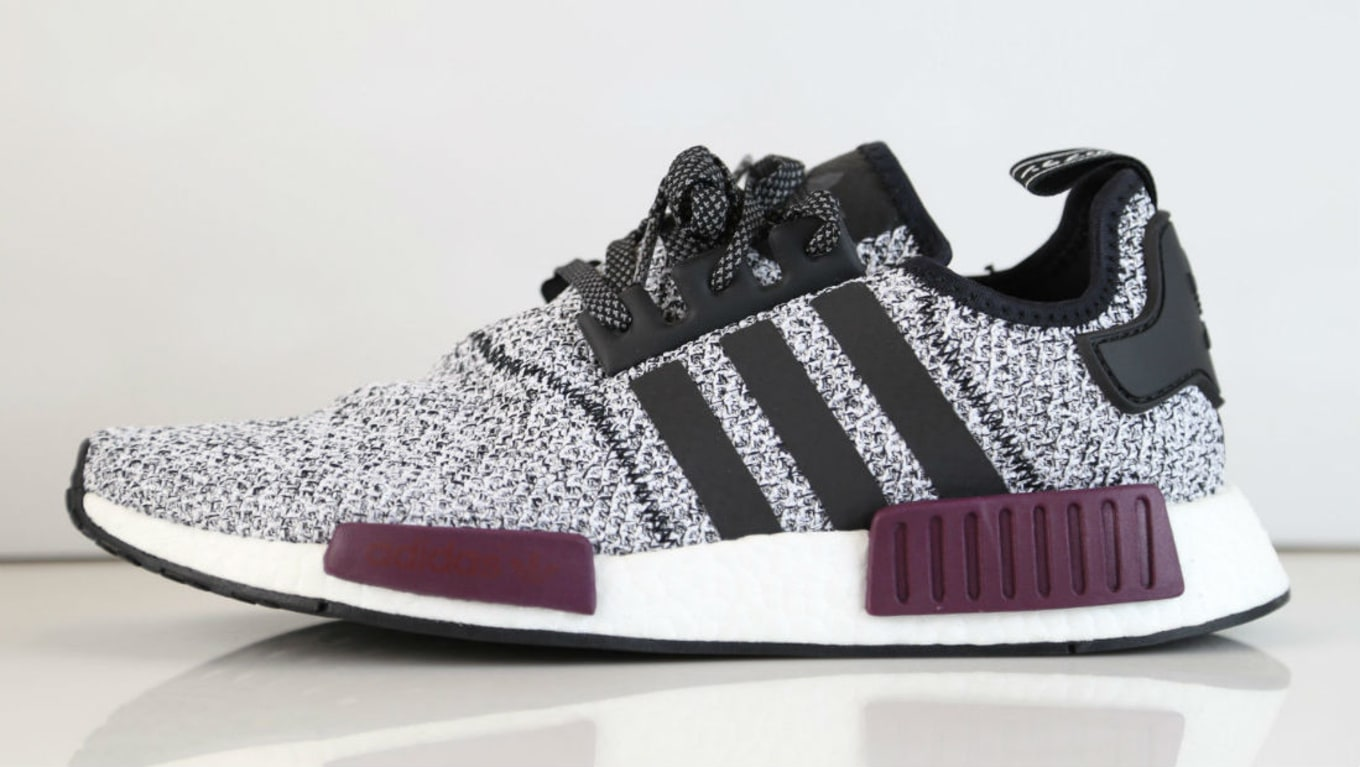 1abcd78db0938 Sneakerheads find interesting new NMD on Champs shelves.