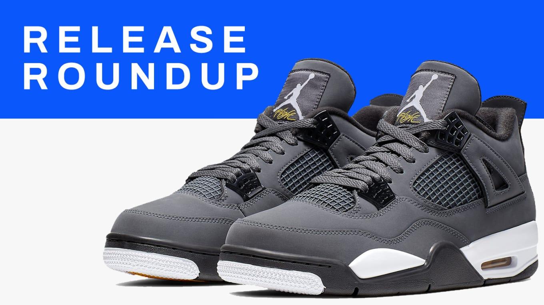 4c8de4113359d 'Cool Grey' Air Jordan 4s, Reebok Answer 5, and the 'Coming to America'  Nike Air Zoom Freak 1