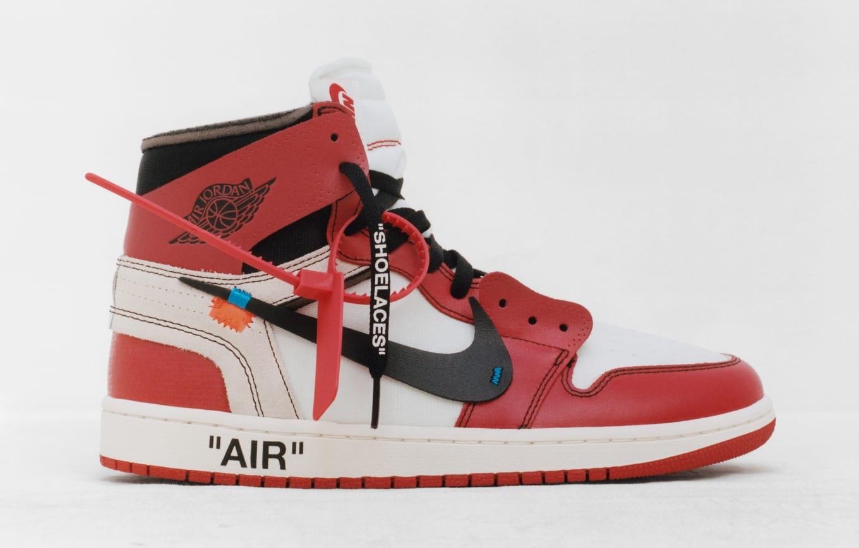 7092d3416 Virgil Abloh x Air Jordan 1