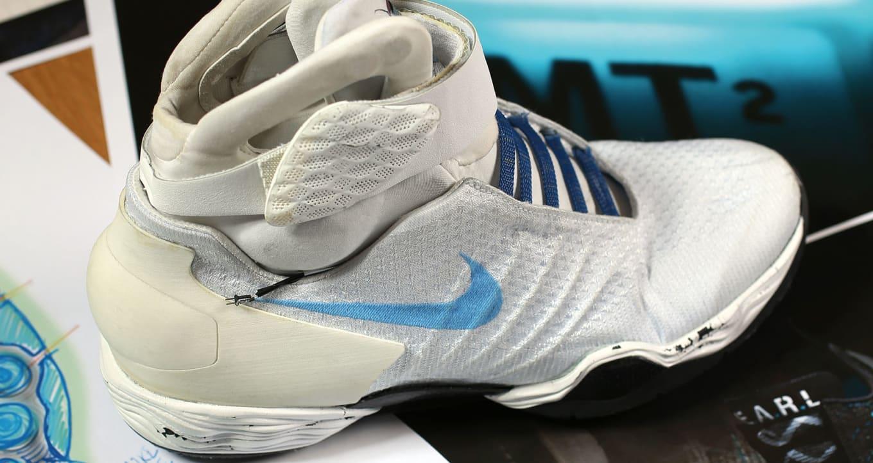 b526e74796915 Prototypes of the Nike HyperAdapt 1.0.
