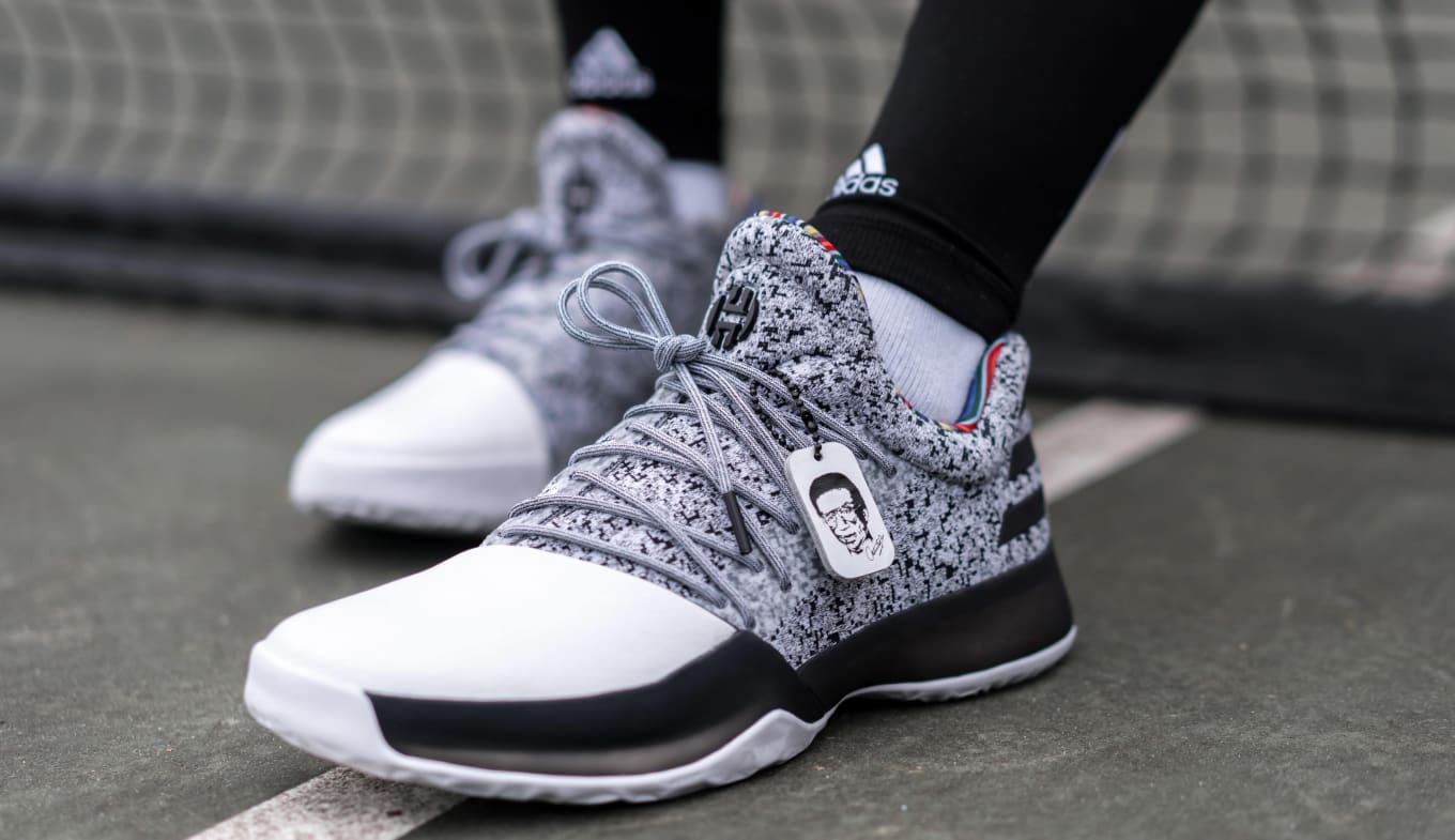 save off d40b4 d352f Adidas Honors Arthur Ashe on Black History Month Sneakers. This collection  releases on Jan. 23.