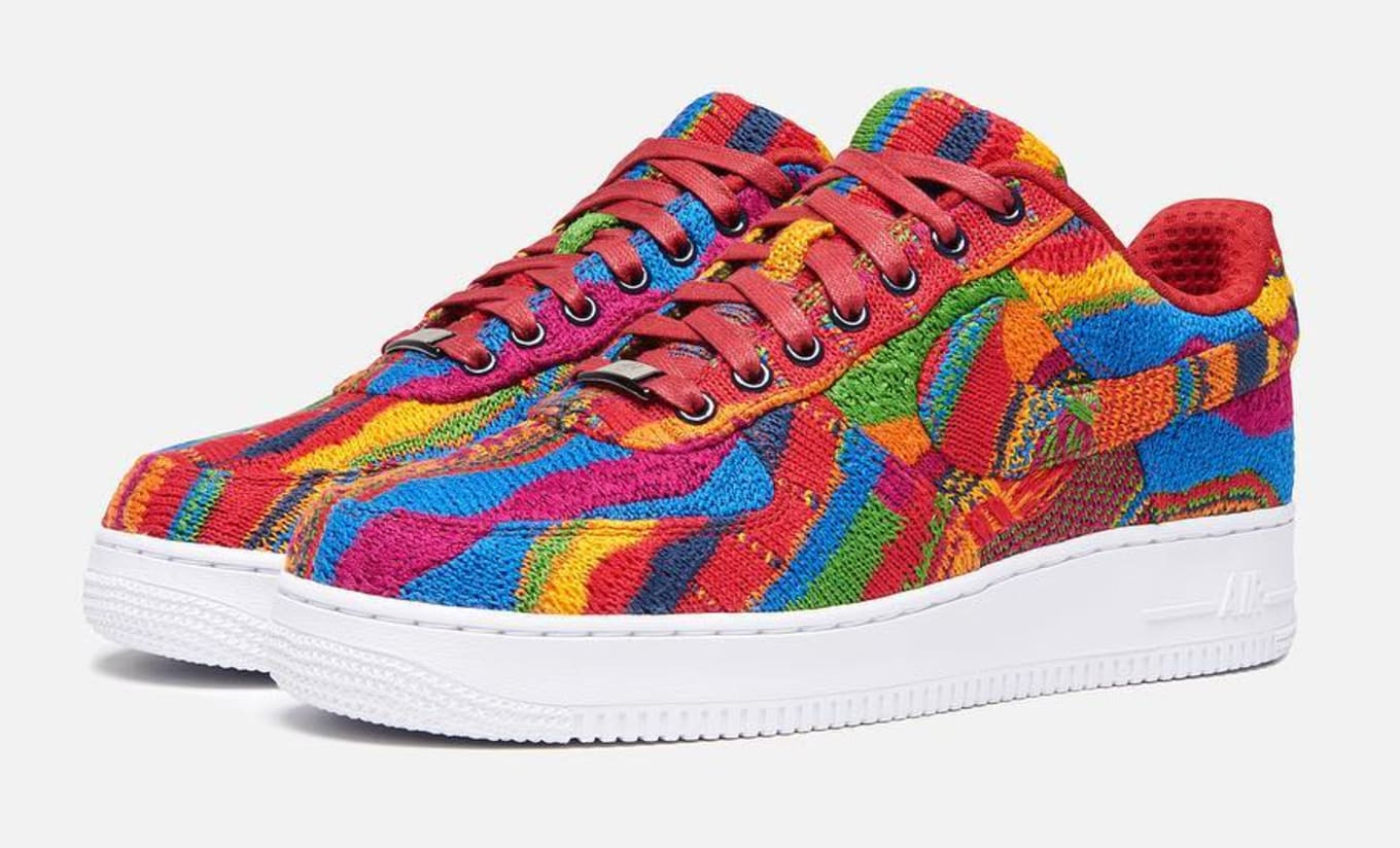 Coogi Nike Air Force 1 | Sole Collector