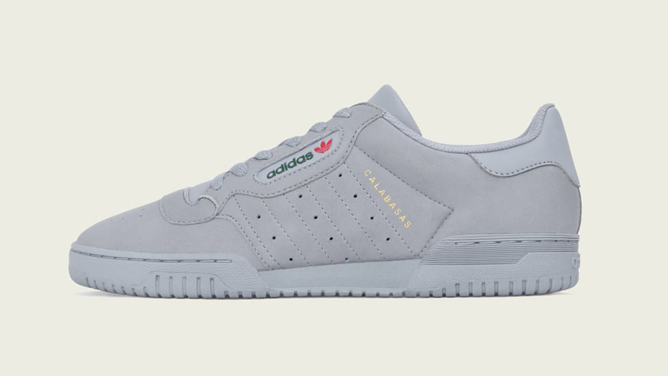 ba1024c74de5e7 Where to Buy  Grey  Yeezy Powerphase