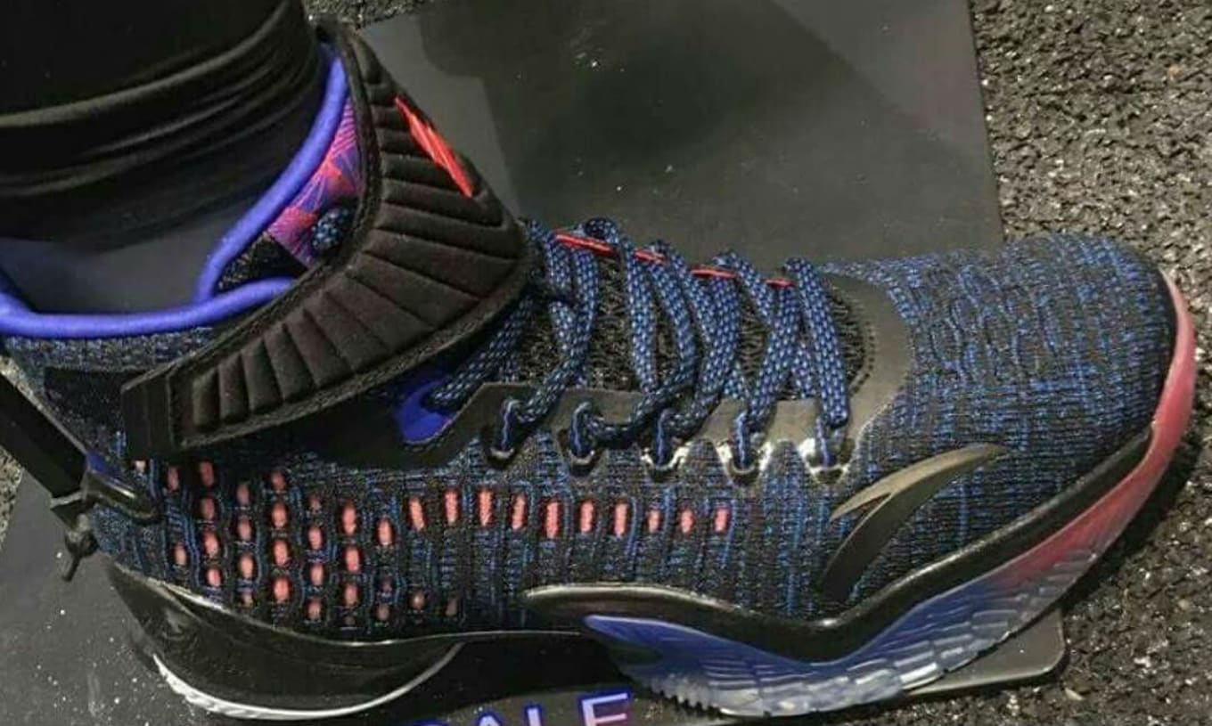 e73e31d2501 This Is Klay Thompson s Next Signature Sneaker. First look at the ANTA KT 3.