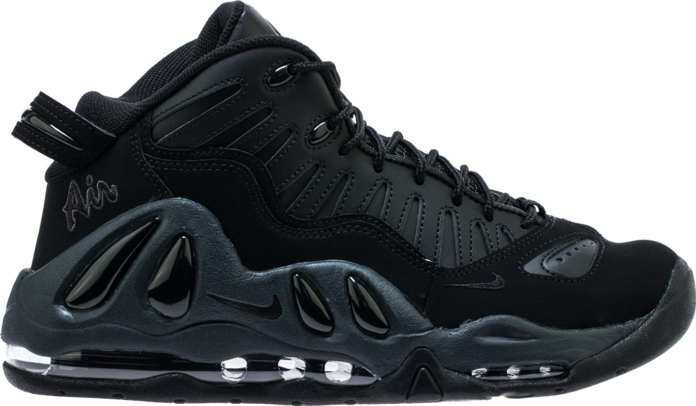 best loved 97912 e5e98 The Nike Air Max Uptempo 97 Goes  Triple Black
