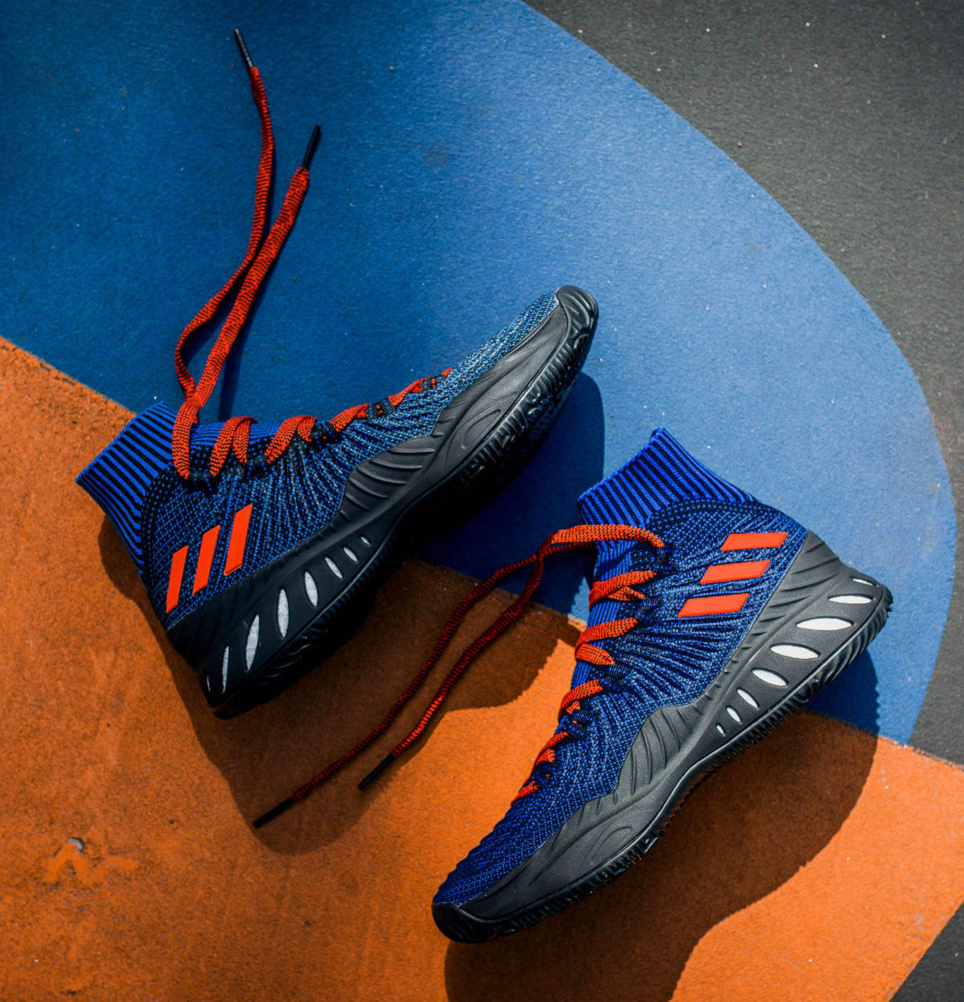 baff5e0a2b03 Limited Edition Adidas Crazy Explosive launch at Packer Shoes.