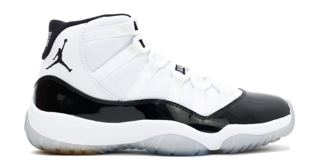 2b75a41a69f Air Jordan 11 'Concord' 2018 Rumored Over 1 Million Pairs | Sole ...
