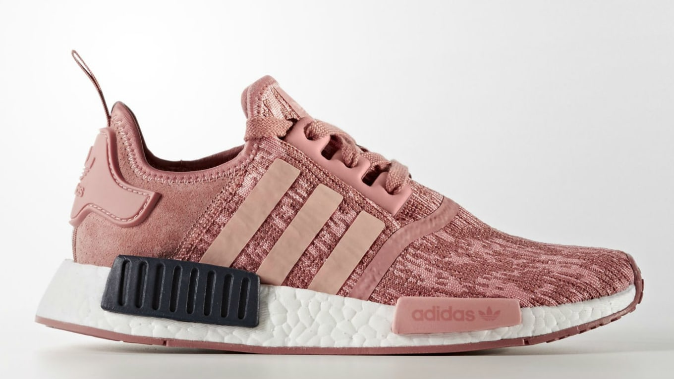 03ad56e48 Adidas NMD R1 Primeknit Raw Pink Release Date BY9648