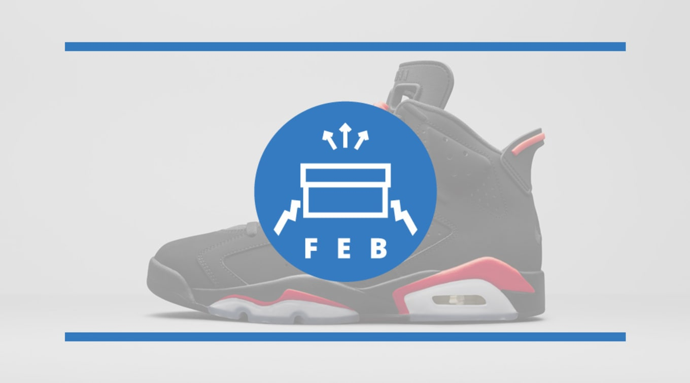 promo code 3a14d e0443 February s Most Important Air Jordan Release Dates