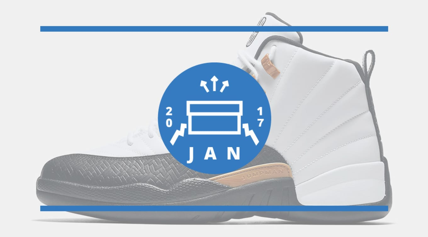 online store 86cde 6cf76 Air Jordan Release Dates January 2017   Sole Collector