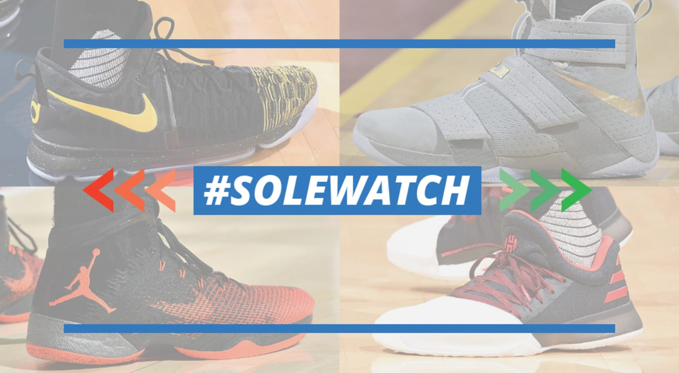 4d40b5e67bae NBA  SoleWatch Power Rankings for October 30