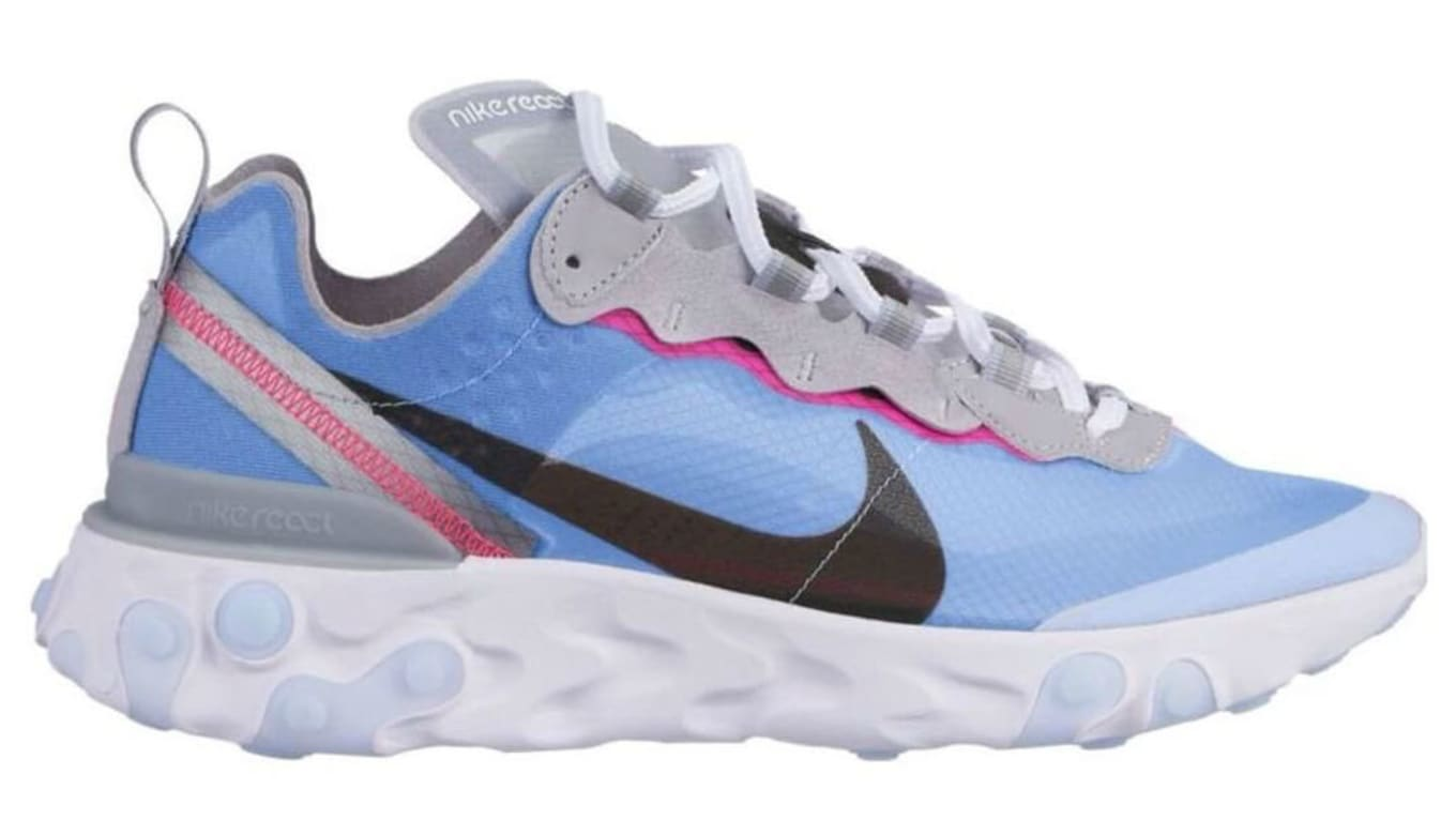 8fa8f0733c009 Nike React Element 87 2019 Colorways Release Date