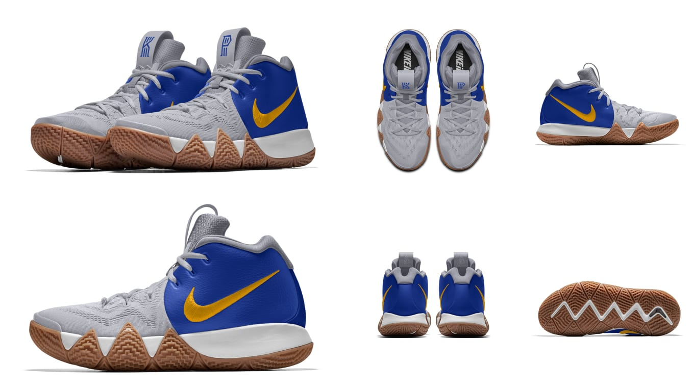 Nike Let Players Design Sneakers for NBA s 2018-19 Opening Week ... 788bd0c72