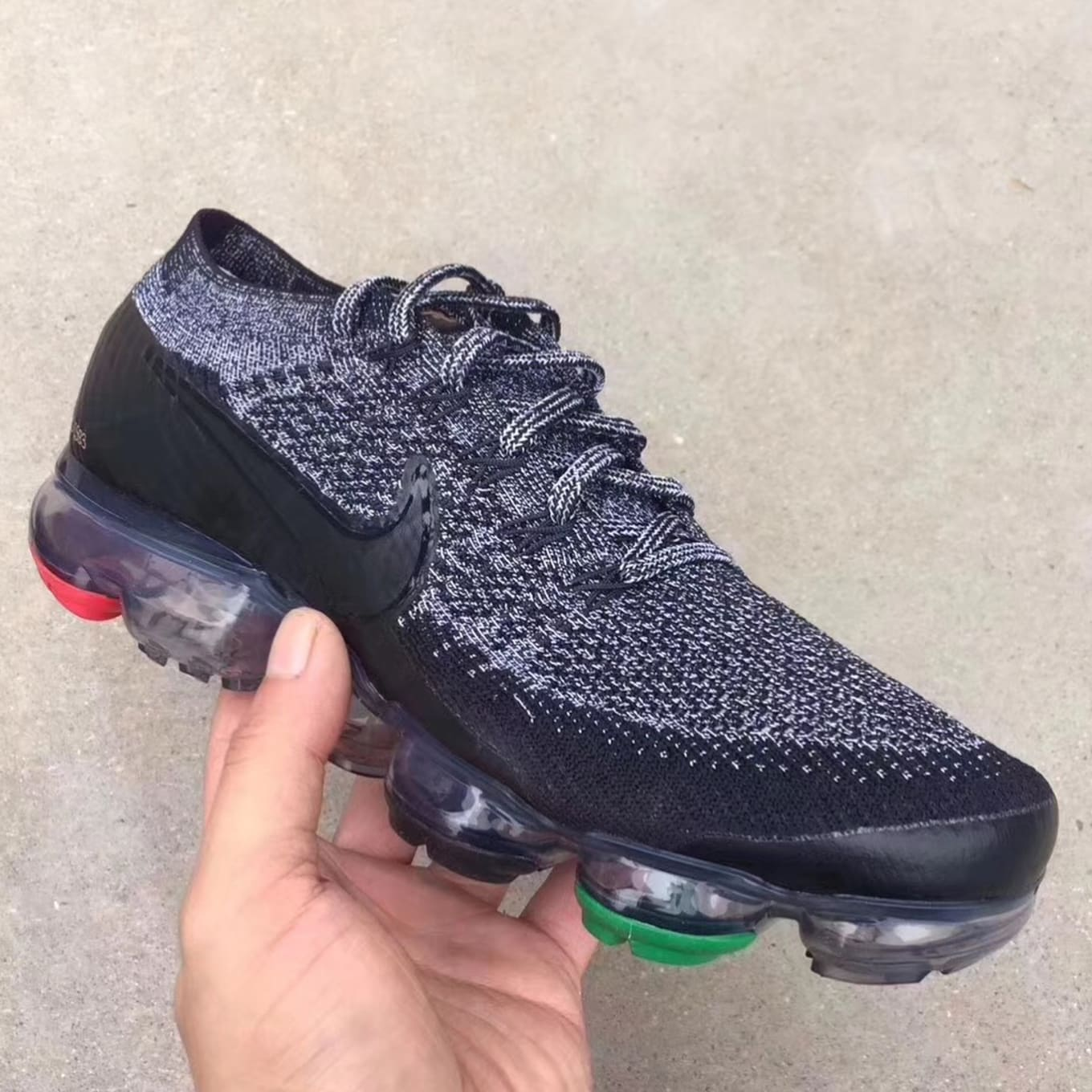 ba0042dce41 Nike Made an Air VaporMax for Black History Month