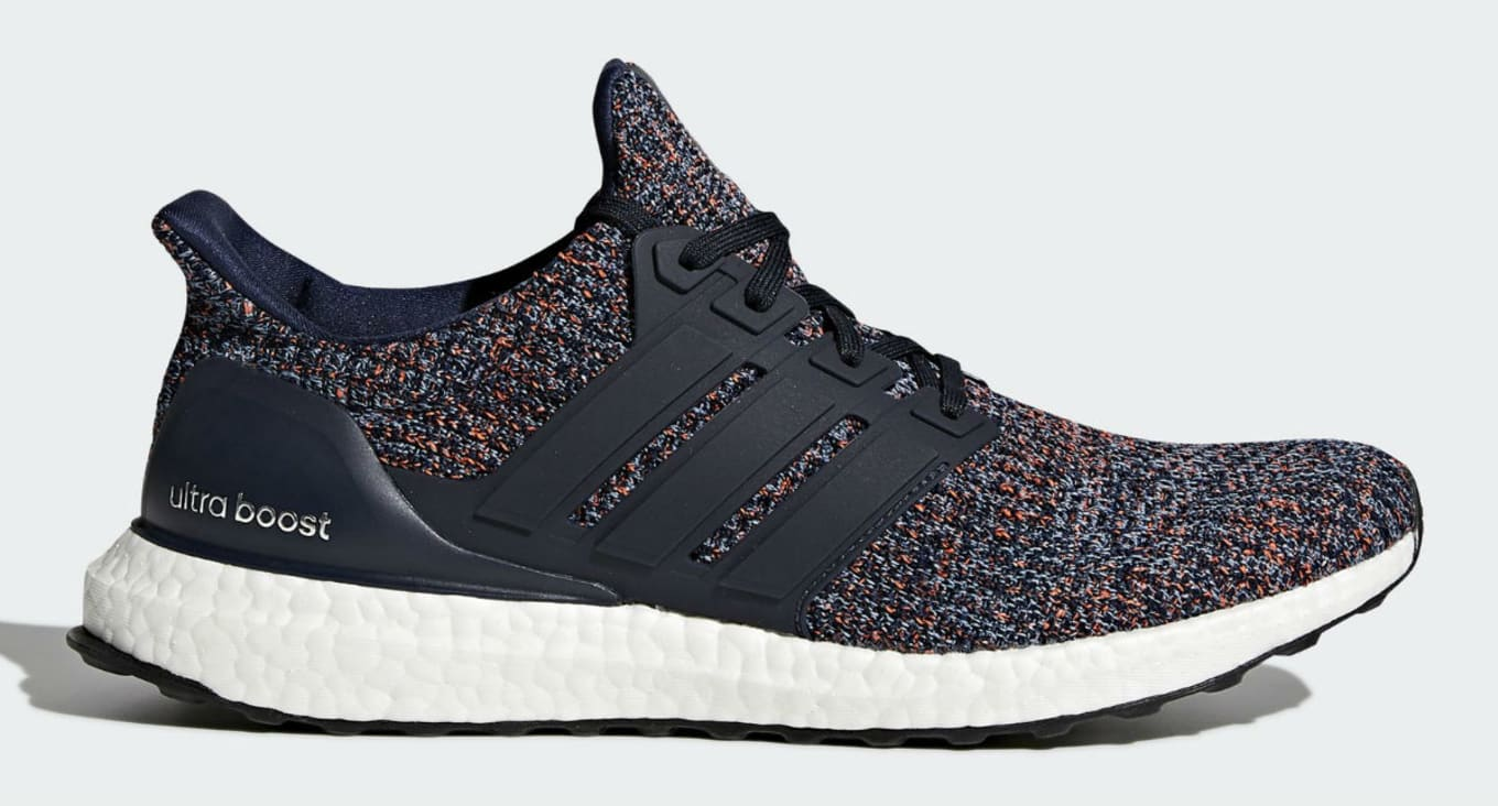 b2be9da03480d  Navy Multicolor  Adidas Ultra Boost 4.0 Drops This Month