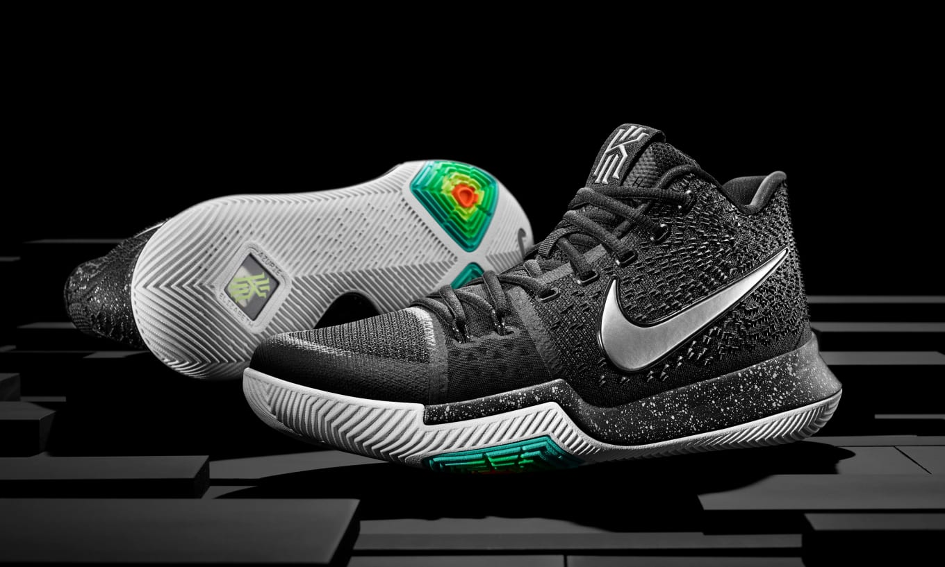 fc849f66c31 Nike Kyrie 3 Black Ice Release Date