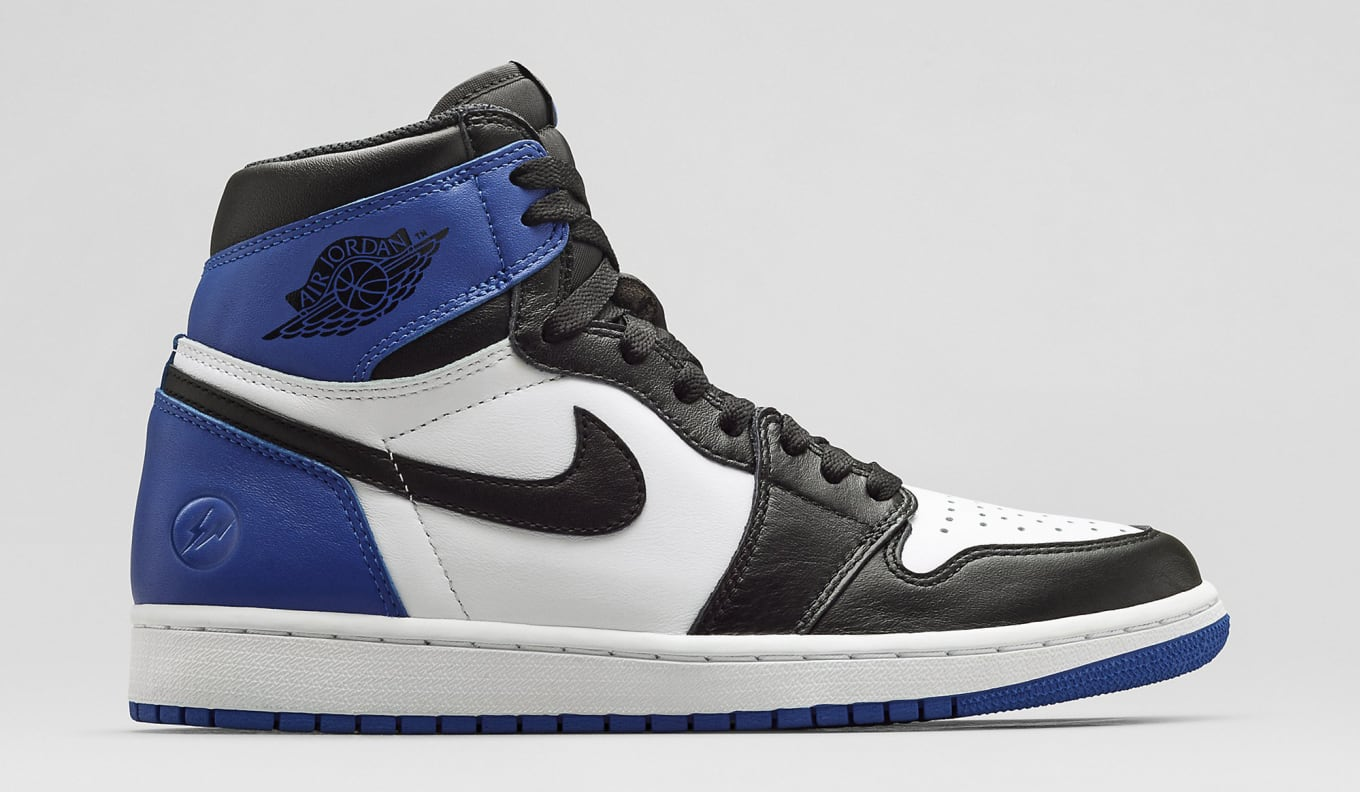 Fragment x Air Jordan 1s Are Restocking. End Clothing is selling the  sneakers again. dbecef7bac14