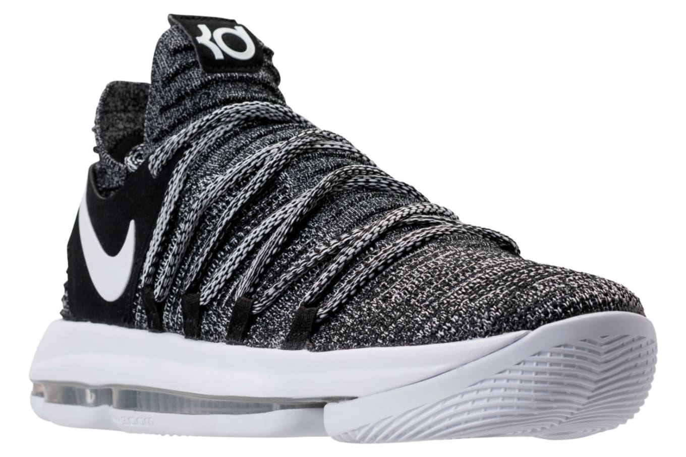 reputable site 42327 111b9 Nike KD 10 Oreo Release Date 897815-001 | Sole Collector