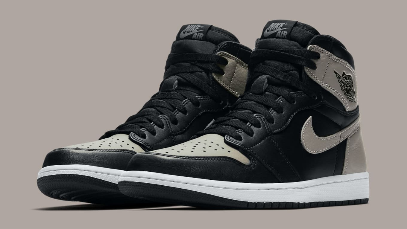 e60a2bf06385 Where to Buy the  Shadow  Air Jordan 1 Retro
