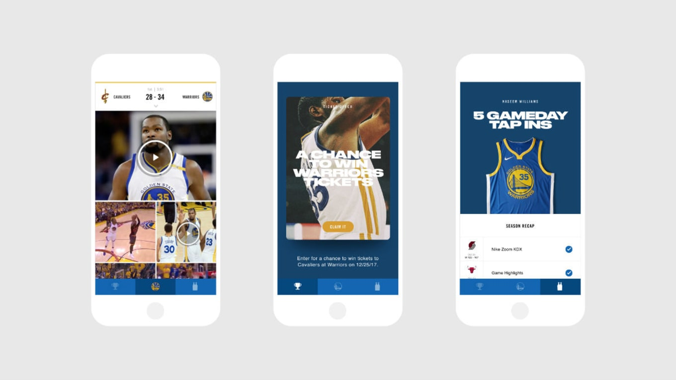 85fa7759b How Owning a New Nike NBA Jersey Will Help You Buy Exclusive Sneakers.  Introducing NikeConnect. By Brandon Richard