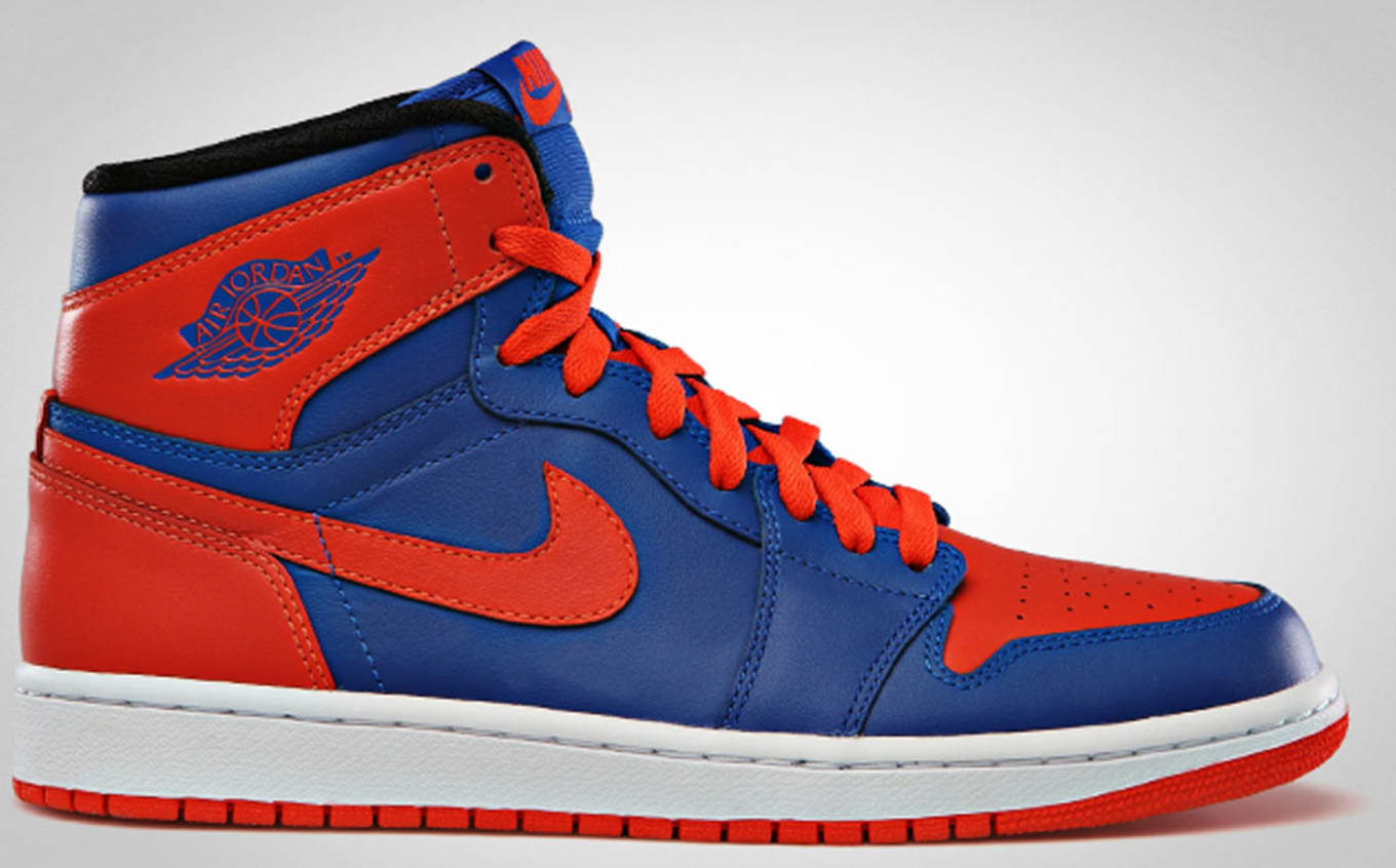 11f35806f428f1 Air Jordan 1 Retro High OG Game Royal Team Orange Game Royal
