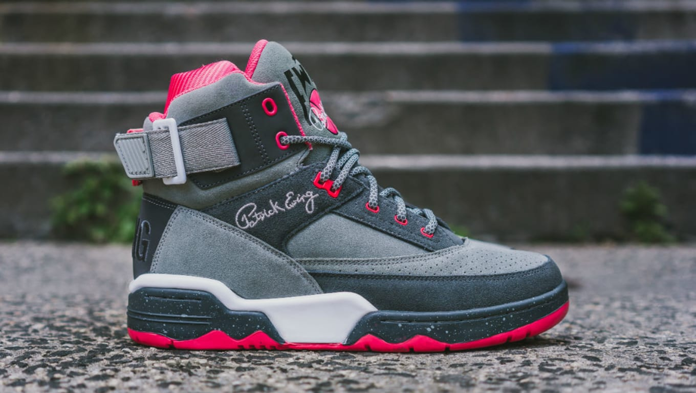 huge selection of 50457 b79dc Staple Pigeon x Ewing 33 Hi Release Date   Sole Collector